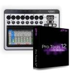 QSC TouchMix 8 Digital Mixer with Pro Tools 12