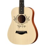 Taylor Baby Taylor Swift Signature Edition Acoustic Guitar