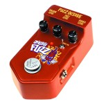 Visual Sound V2 Series Single Effect V2af Angry Fuzz Pedal