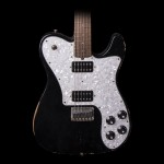 Friedman Vintage T Electric Guitar Black w/ Case