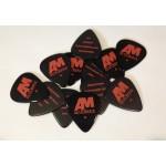 Alto Music Medium Pack of 12 Guitar Picks
