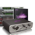 Avid Fast Track Solo with Pro Tools Express