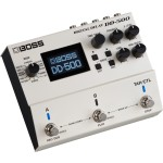 Boss DD-500 DD500 Digital Delay Pedal