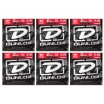 Dunlop DBN45105 Nickel Plated Steel Bass Strings .450-.105 Medium 6-Pack