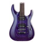 ESP LTD RC-600STP Rob Caggiano Signature Guitar in See Thru Purple FInish