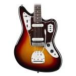 Fender American Vintage '65 Jaguar in 3-Tone Sunburst Finish