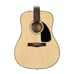 Fender CD-60 Dreadnought Acoustic Guitar
