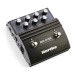 Hartke VXL Bass Attack Pedal and Direct Box