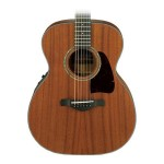 Ibanez AC240EOPN Artwood Grand Concert Open Pore Finish Acoustic Electric Guitar