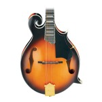 Ibanez M522SBS F-Style Mandolin in Sunburst Finish