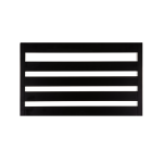 """Pedaltrain Novo 24 Pedalboard - 5 Rails, 24x14.5"""" w/ Soft Case"""