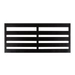"""Pedaltrain Novo 32 Pedalboard - 5 Rails, 32x14.5"""" w/ Tour Grade Case"""