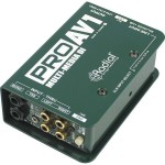 Radial ProAV1 Mono Audio/Video DI
