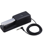 Roland DP10 Damper Sustain Pedal Extended Cable with Rubber Plate