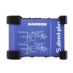 Samson S-Direct Plus Stereo Active Direct Box