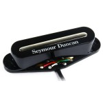 Seymour Duncan STKS-2B Hot Stack for Strat Bridge Position Black