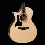 Taylor 314 Grand Auditorium Left Handed Acoustic Guitar with Case