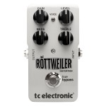 TC Electronic Rottweiler Distortion Guitar Pedal