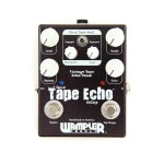 Wampler Faux Tape Echo w/ Tap Tempo