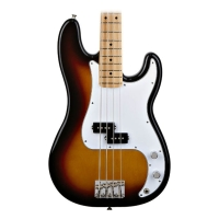 Fender Mexican Standard P-Bass In Brown Sunburst (2011)