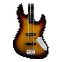 Squier Vintage Modified Fretless Jazz Bass in 3 Color Sunburst