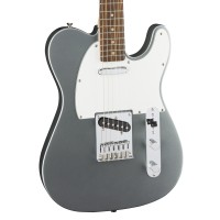 Squier Affinity Series Telecaster Electric Guitar In Slick Silver