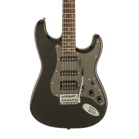 Squier Affinity Strat By Fender HSS Guitar In Montego Black