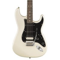 Squier Contemporary Stratocaster HSS Electric Guitar in Pearl White