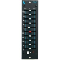 API 560 Discrete 10-Band Graphic Equalizer