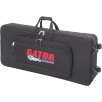 Gator GK 76 Lightweight 76-Note Keyboard Case on Wheels
