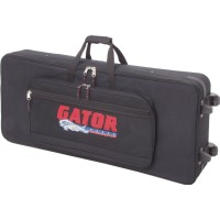 Gator GK 61 Lightweight 61-Note Keyboard Case on Wheels