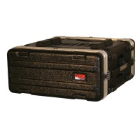 Gator GR4L 4-Space Deluxe 19 Rack Case