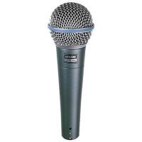 Shure Beta58A Supercardioid Dynamic Microphone