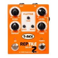 T Rex Reptile 2 Tape Echo Simulator Delay Pedal
