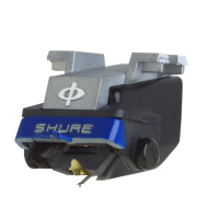 Shure M97xe Cartridge and Needle Audiophile