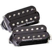 Seymour Duncan Hot Rodded Humbucker Set, Includes SH4 & SH2N Blac