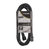 Accu Cable ECCOM-10 Power Cable IEC Extension 10ft Cord