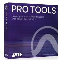 Avid Pro Tools Perpetual License STU-iLok