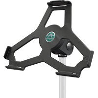 K&M 19717 Tablet Mic Stand Holder 5/8