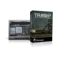 iZotope Trash 2 and Iris 2 Plug-In Bundle