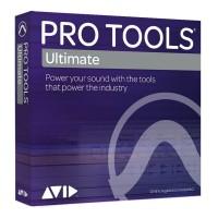 Avid Pro Tools Ultimate Perpetual License (W/ iLok)