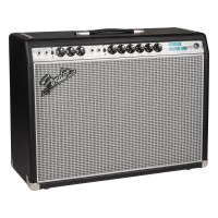 Fender 68 Custom Vibrolux Reverb Guitar Combo Amplifier