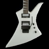 Jackson JS Series JS32KE Kelly Gloss White Guitar w/ Floyd Rose