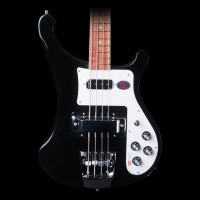 Rickenbacker 4003s Reissue Jetglo Black w/ Hard Case