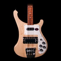 Rickenbacker 4003s Reissue Bass Maple Glo w/ Hard Case