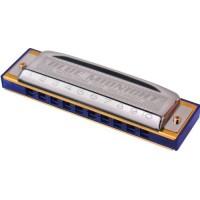 Hohner 595BX-C Blue Midnight Harmonica Key of C