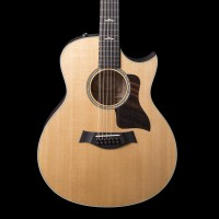 Taylor 656CE Grand Symphony 12-String Acoustic Electric Guitar with Case