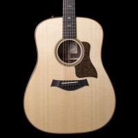Taylor 710E Dreadnought Acoustic Electric Guitar with Case