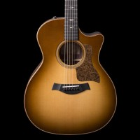 Taylor 714CE Grand Auditorium Acoustic Electric Guitar In Western Sunburst