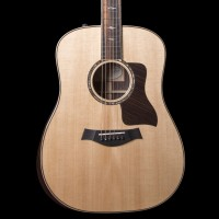Taylor 810E Deluxe Dreadnought Acoustic Electric Guitar